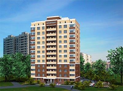квартиры в жилом комплексе Аврора