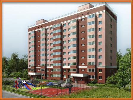 жилой комплекс Жуковский