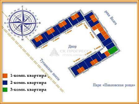 ЖК Павловский