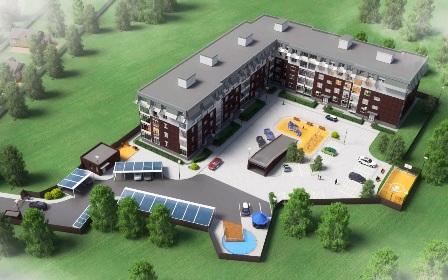Жилой комплекс Прованс — новый шаг к комфорту и современности