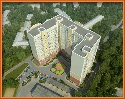 жилой комплекс Советский