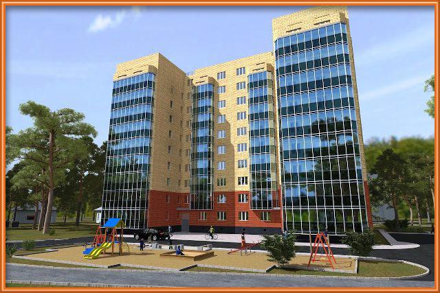 жилой комплекс в Ярославле