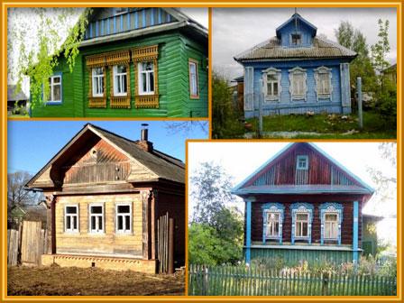 Где купить дом в Ярославской области?