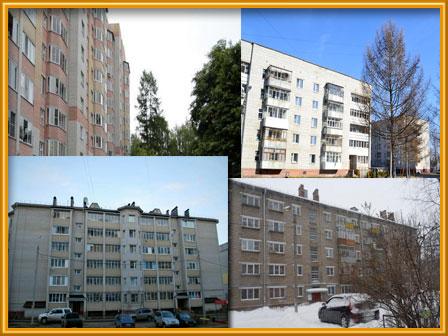 Квартиры на Липовой горе в Ярославле