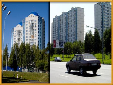 Квартиры на Московском проспекте в Ярославле