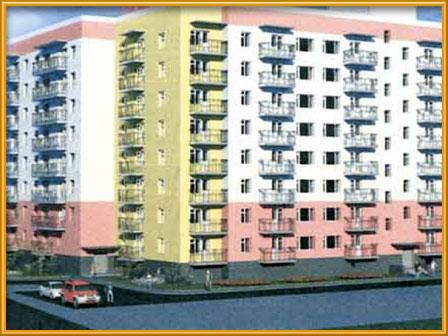 В августе 100 семей из аварийного жилья переедут в новые квартиры