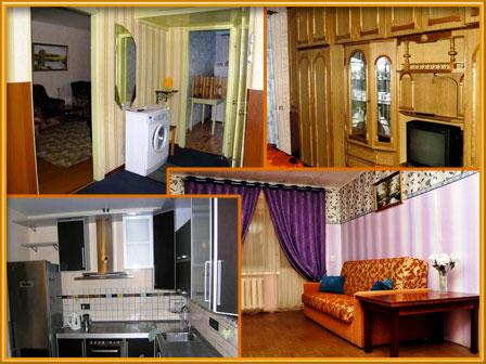 снять квартиру в центре Ярославля