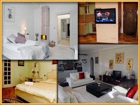 Трехкомнатная квартира в городе Ярославле ждет своих новых владельцев!