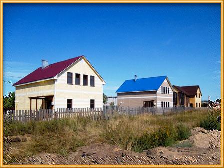 Поведение покупателя загородной недвижимости меняется от погоды и времени года