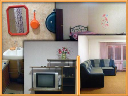 Cнять квартиру в г. Ярославль можно как на длительный, так и на часы - сутки
