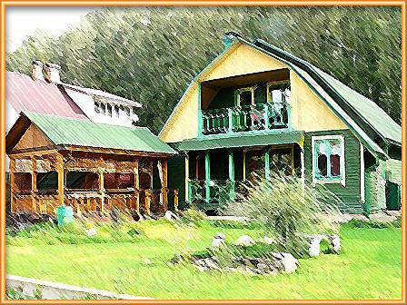 Дома и коттеджи в Ярославле