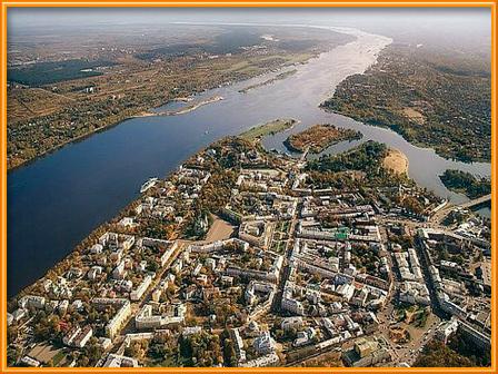 строительство нового миркорайона в Заволжский район